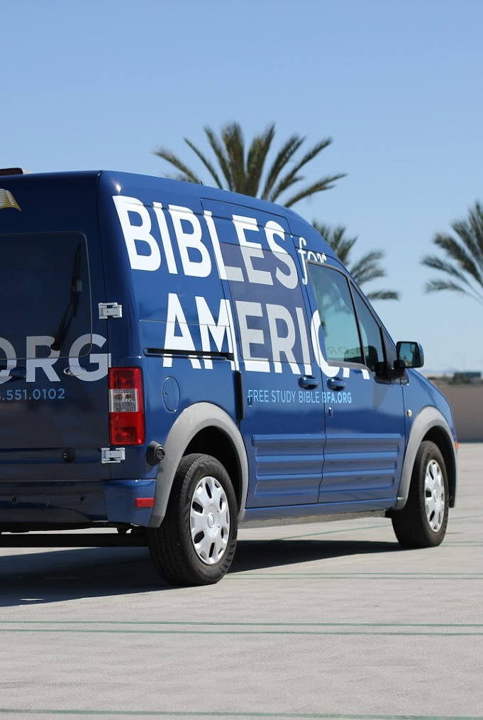 Bibles for America