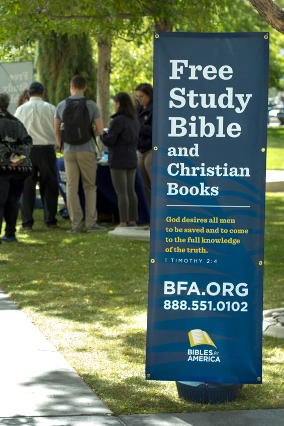 Frequently Asked Questions | Bibles for America