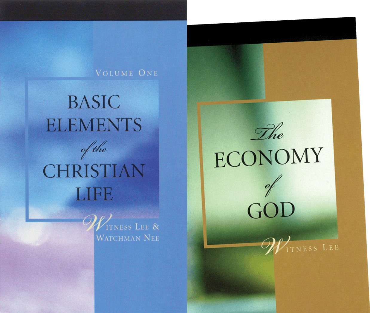 Free Christian E-Books by Watchman Nee and Witness Lee
